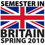 Semester in Britain logo