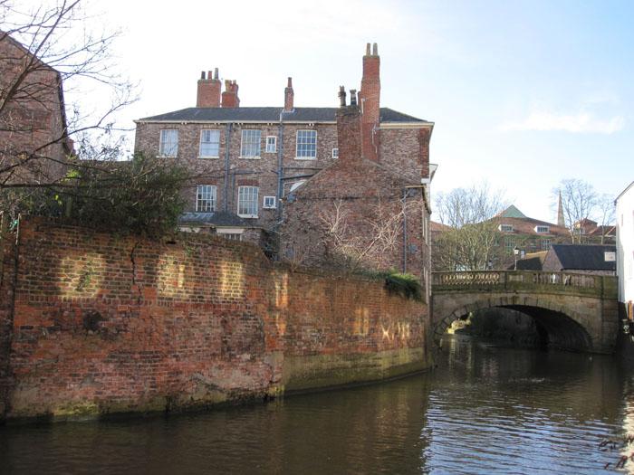 Bridge over the River Ouse