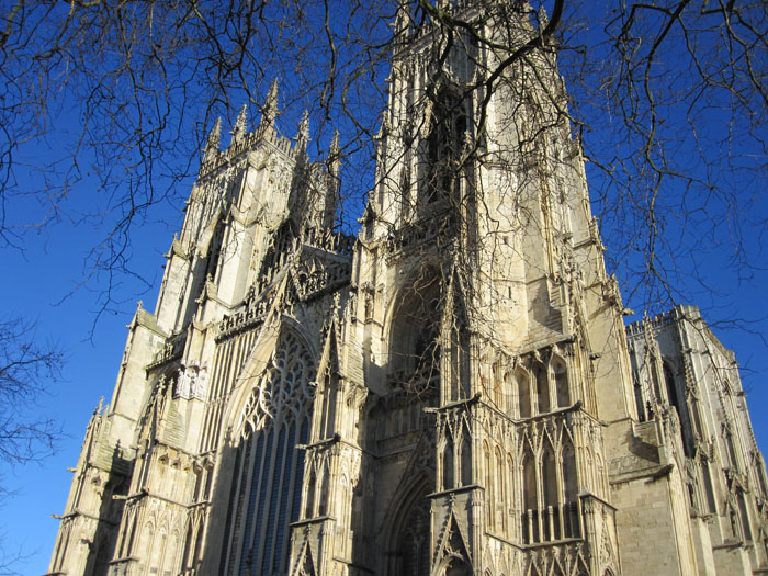 York Minster in all its glory