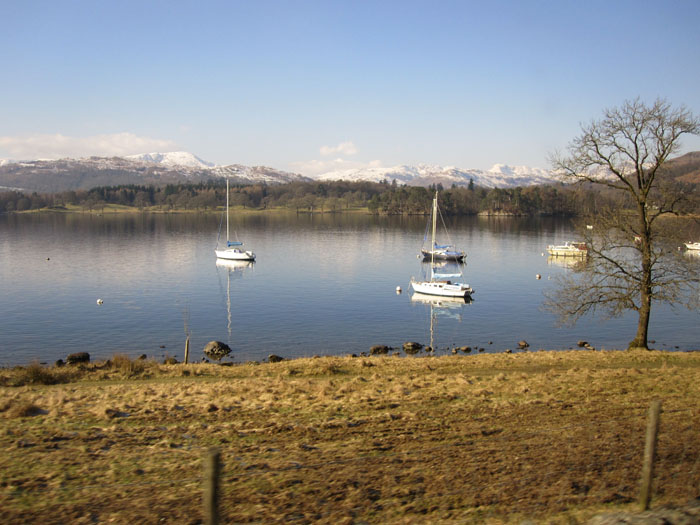 The Lake District National Park, land of Wordsworth and Coleridge