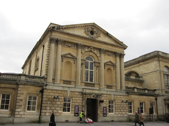 Roman Baths Museum, Bath, England