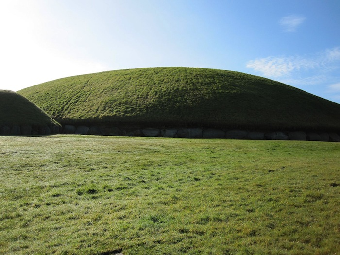 The Great Mound at Knowth