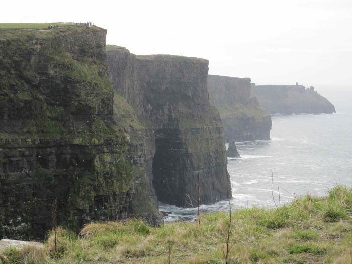 The Cliffs of Moher, looking toward Hag's Head