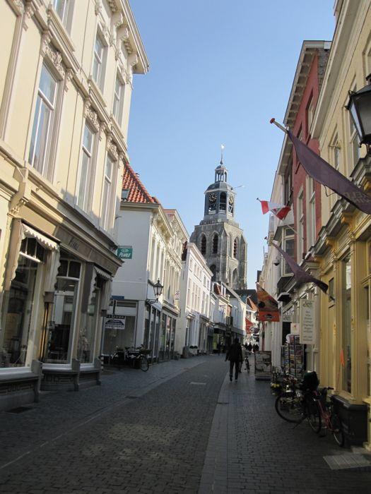 Streets of Bergen op Zoom