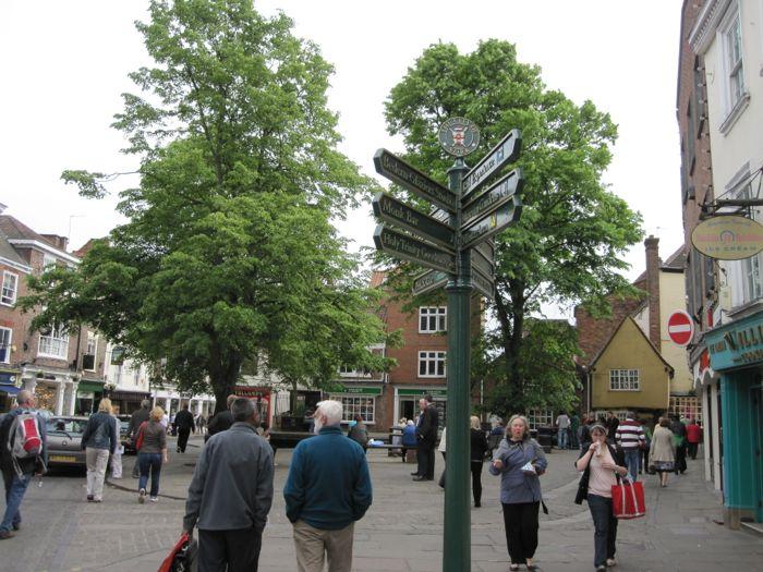 King's Square, York